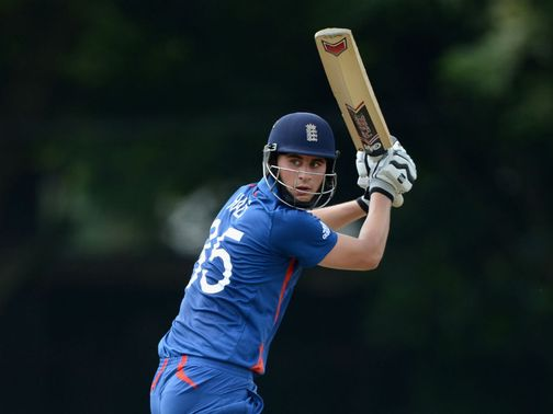 Alex Hales: Looking for a big 2013