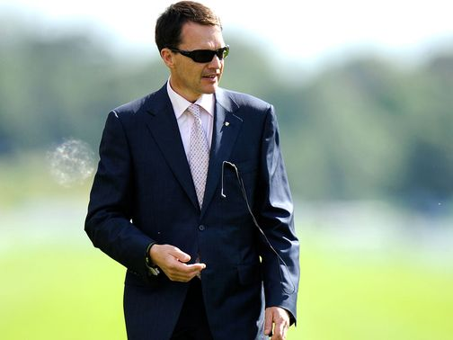 Aidan O'Brien: Runs a full brother to Kingsbarns
