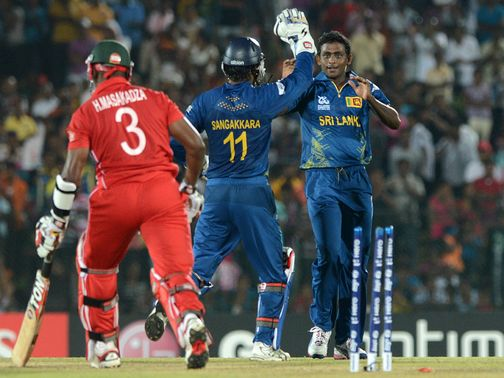 Ajantha Mendis: Set new world best