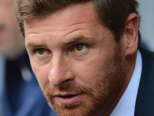Andre Villas-Boas: His Tottenham side face Reading on Sunday
