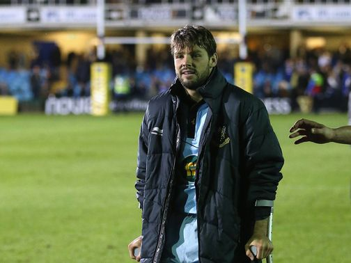 Ben Foden: Set to return next week