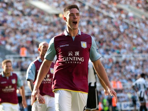 Ciaran Clark: Wary of Sweden's forward potency