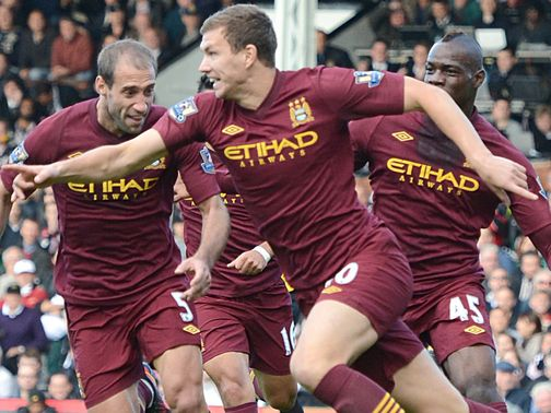 Edin Dzeko: Has always wanted to stay at City