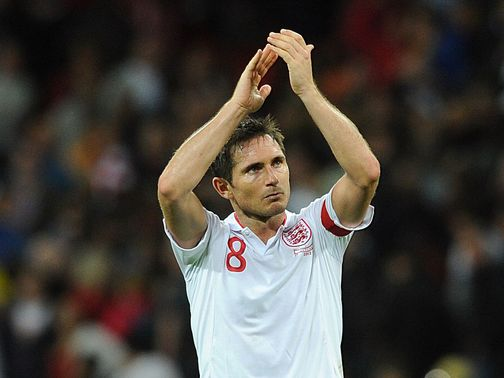 Lampard: Returns to Chelsea for treatment