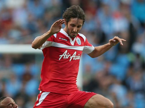 Esteban Granero: 'It wasn't a hard decision to come here'