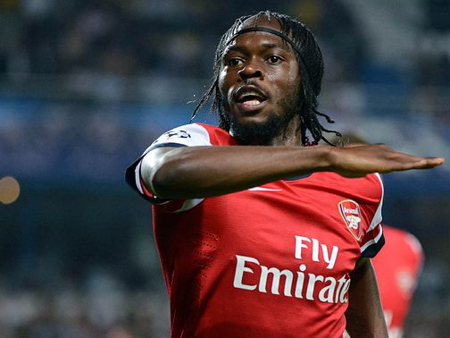 Gervinho: Injury blow
