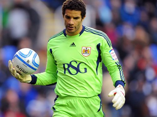 O'Driscoll will be hoping David James in is form in the next few months