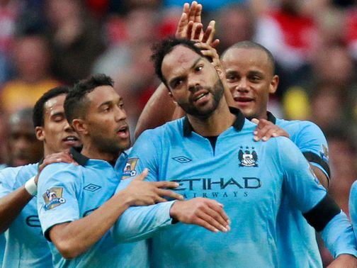 Joleon Lescott: Ready for tough clash