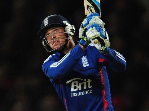 Jos Buttler: &#39;It&#39;s a huge opportunity for me&#39;
