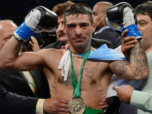 Lucas Matthysse: Keeping busy ahead of possible Garcia clash