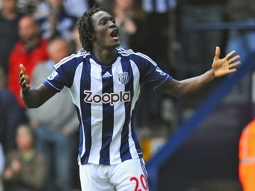 Romelu Lukaku: Impressive for West Brom this season