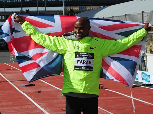 Farah: Glorious summer for Great Britain