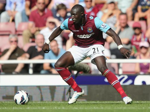 Mohamed Diame is aware of the dangers faced