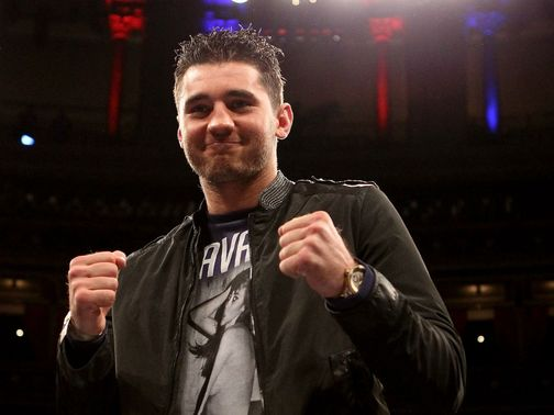 Nathan Cleverly: Now faces Shawn Hawk