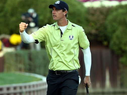 Nicolas Colsaerts: Wants more 'fun' in 2013