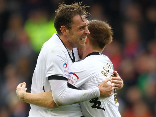 Richard Keogh: Completed the scoring for the Rams
