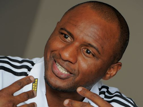 Patrick Vieira: Says City are 'learning'