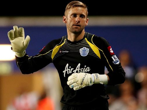 Robert Green: Was linked with Forest