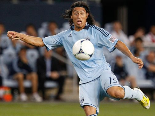 Roger Espinoza: Will join Wigan in January