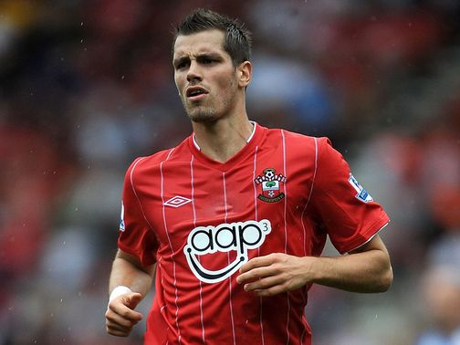 Morgan Schneiderlin: Will face boyhood idol