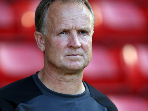 Sean O&#39;Driscoll: Impressed with Boro consistency