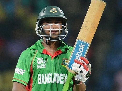 Shakib Al Hasan: Fine innings for Bangladesh