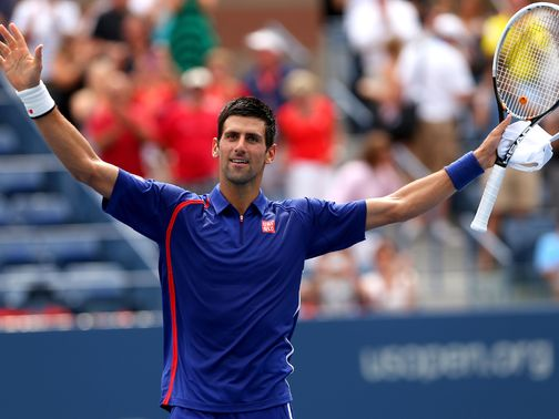 Novak Djokovic: In ruthless form