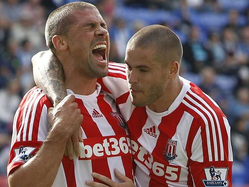 Jonathan Walters: Relieved to be fit