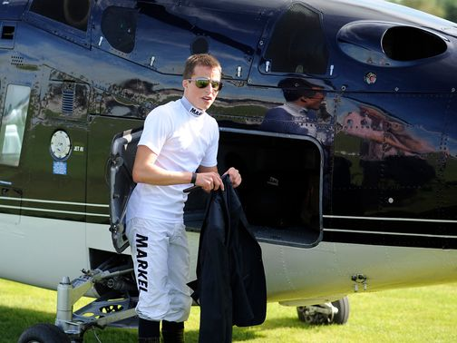 William Buick: Out of luck in Mauritius