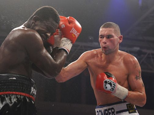 Tony Bellew: On the brink of a world title shot