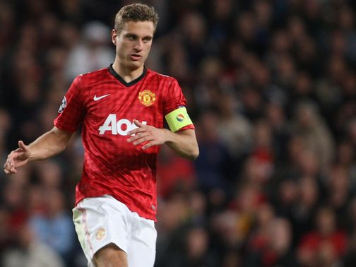 Nemanja Vidic: Sidelined after knee surgery