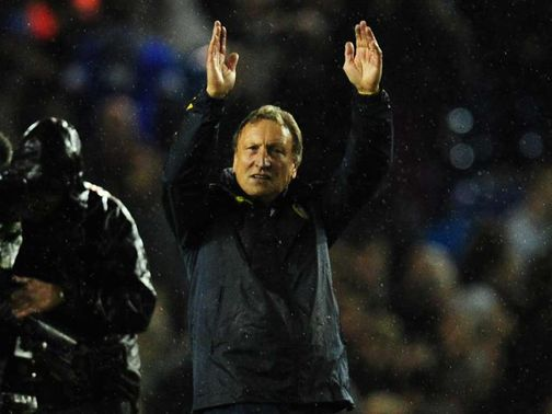 Neil Warnock: Hoping to prolong cup run