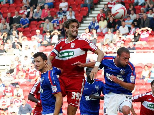 Jonathan Woodgate: Just back after injury