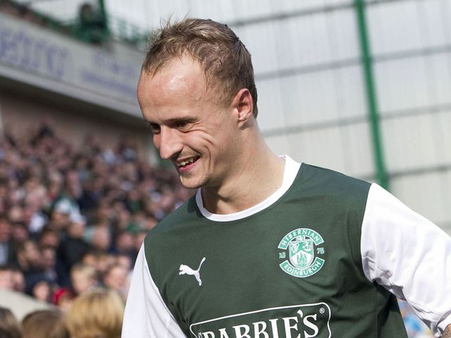 Leigh Griffiths: Early goal in vain