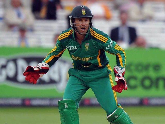 AB de Villiers: Maintained focus
