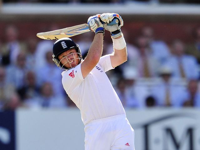 Ian Bell: Saw England to victory