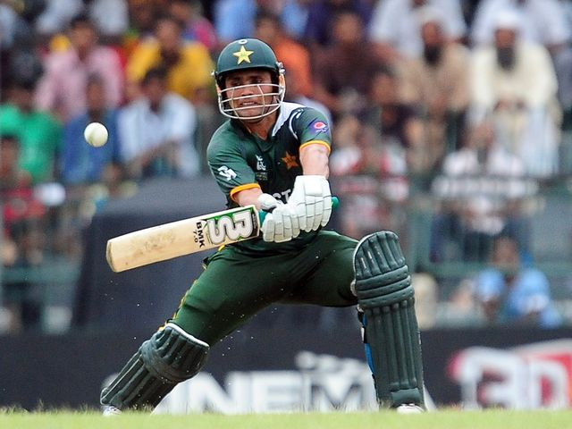 Kamran Akmal: Hit 81 to break home hearts