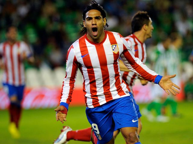 Radamel Falcao: Wanted in London