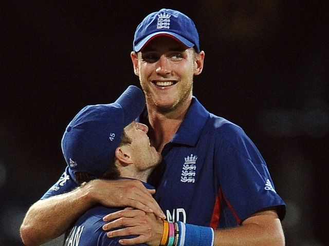 Broad: Delighted with Wright