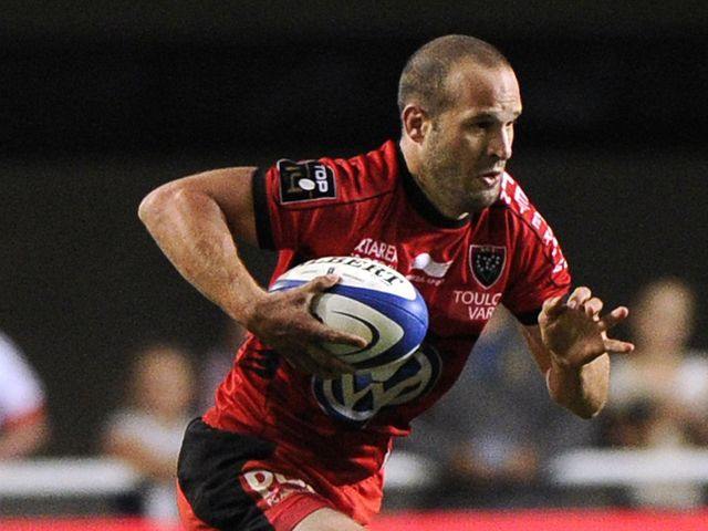 Frederic Michalak: Will start for Toulon for their clash against Sale on Sunday