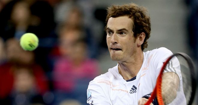 Andy Murray: chasing maiden major title at US Open