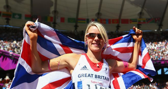 Josie Pearson: dominant victory ensured Great Britain's gold rush kept going