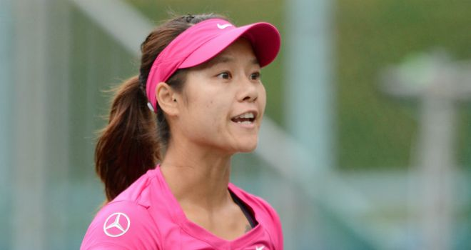 Li Na: The former French Open champion has been struggling with a nasty cough
