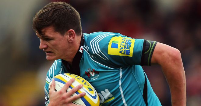 Freddie Burns: Great display earned the praise of boss Nigel Davies