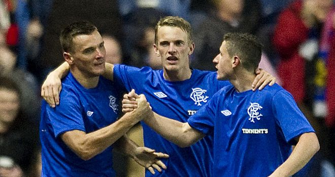 McCulloch (l): Opened the scoring for Gers