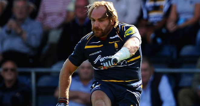 Andy Goode: Expected to announce Wasps deal this week