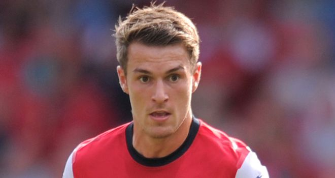 Aaron Ramsey: Wants immediate recovery from the Gunners