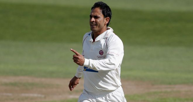 Abdur Rehman: Failed drugs test at Somerset