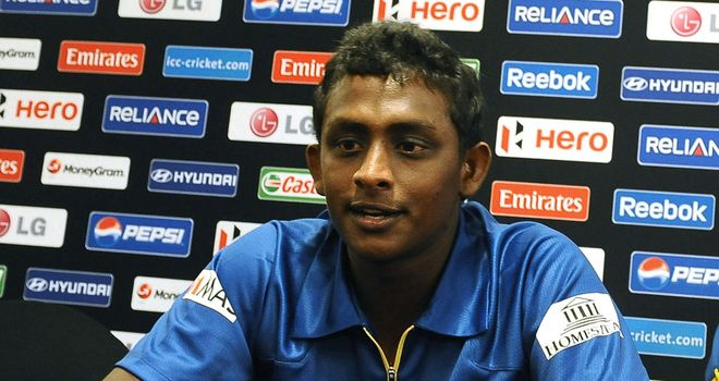Ajantha Mendis: Set to return from long injury lay-off