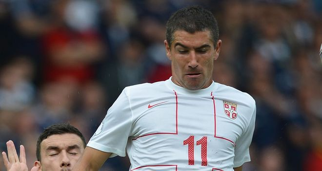 Aleksandar Kolarov: Expected Scotland to hit a lot of long balls in World Cup qualifier